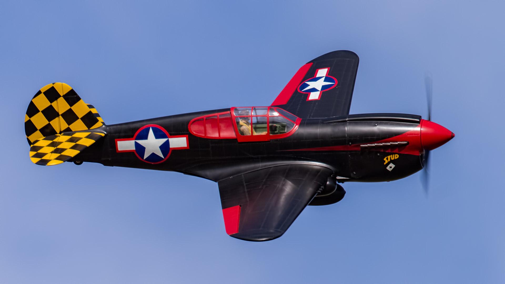 P-40 – 1 16-9-4