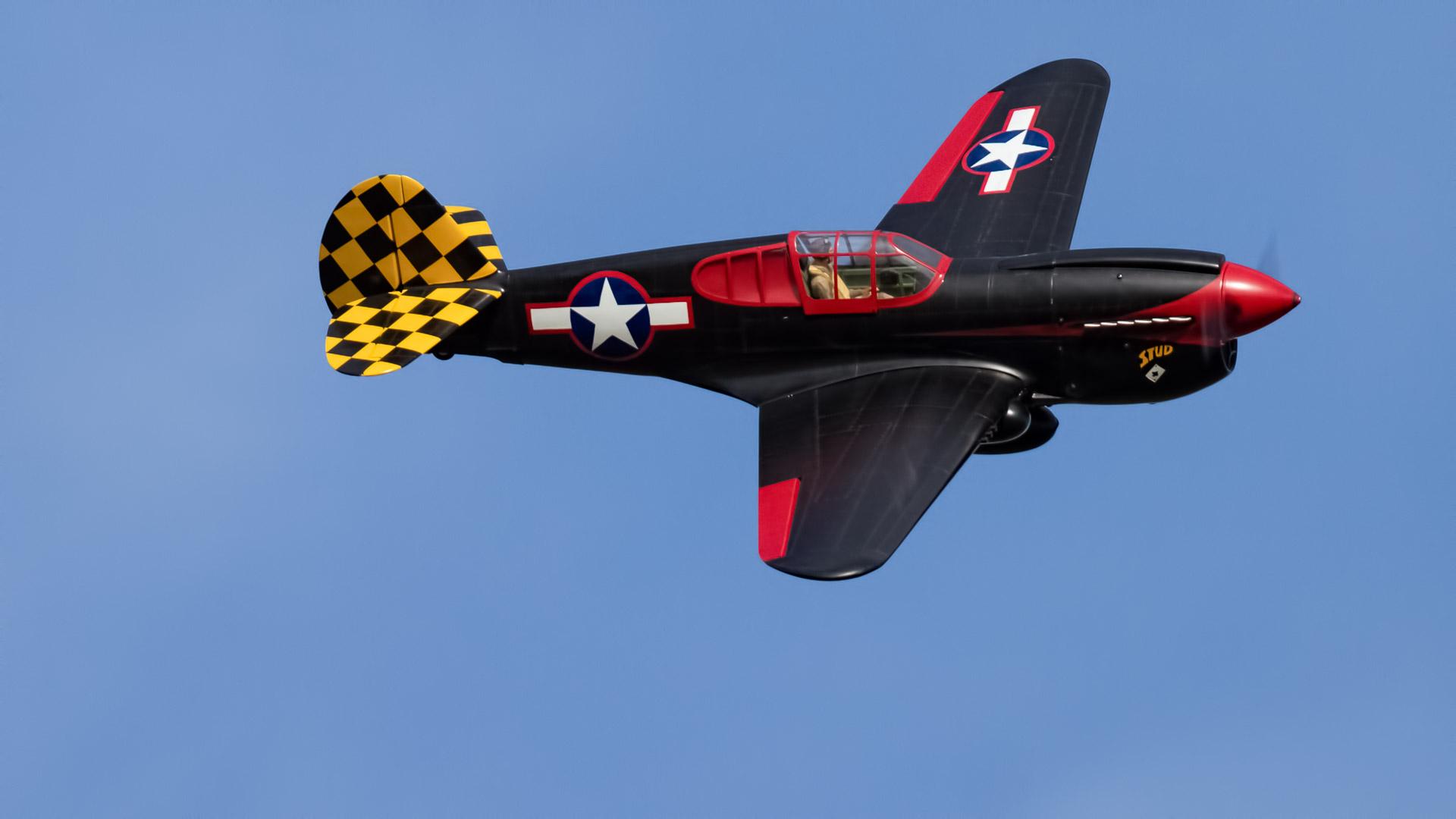 P-40 – 1 16-9-5